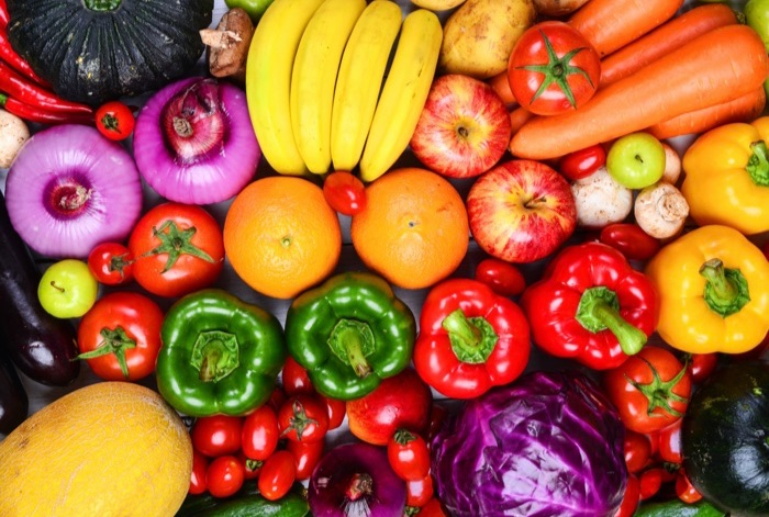 fruits legumes vitamine A